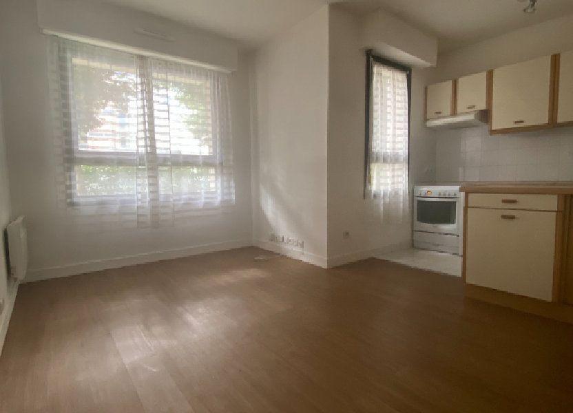 Appartement à louer 23.7m2 à Antony