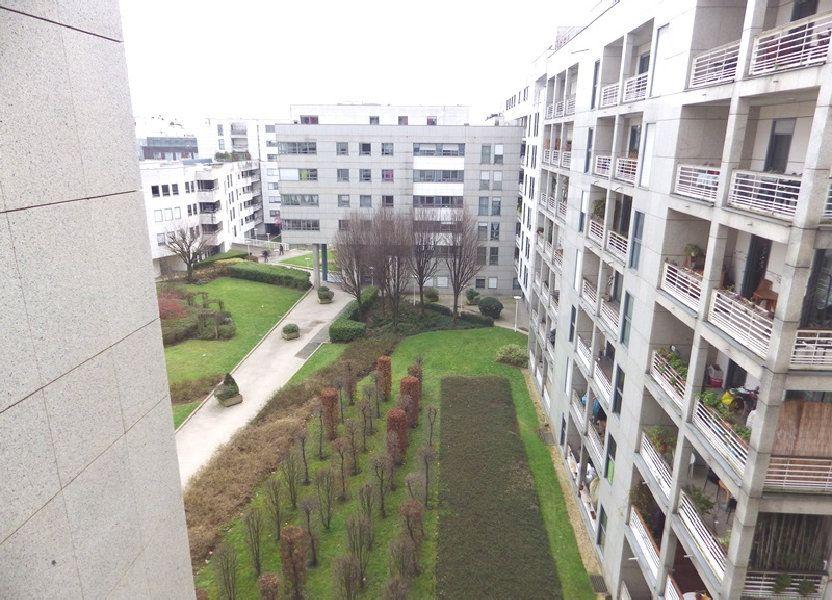 Appartement à louer 34.12m2 à Paris 20