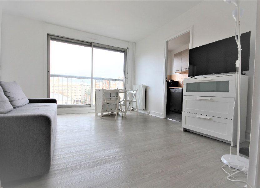 Appartement à louer 32.54m2 à Paris 20