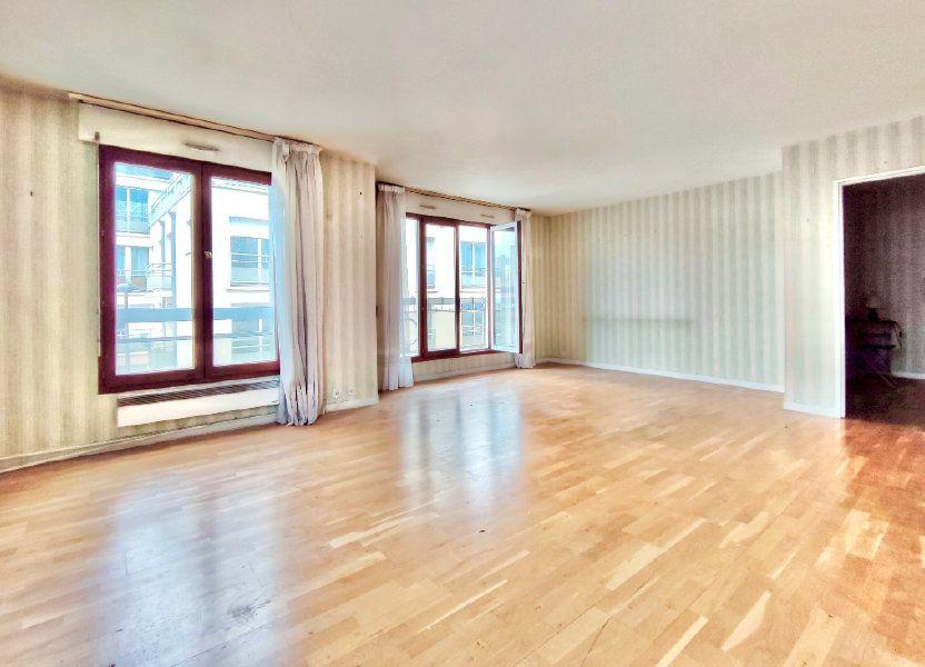 Appartement à vendre 80m2 à Paris 20