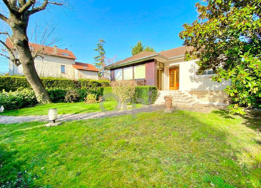 Maison à vendre 180m2 à Livry-Gargan