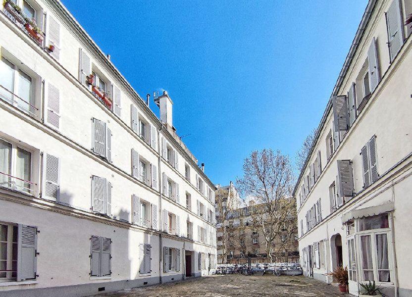 Appartement à vendre 47.5m2 à Paris 20