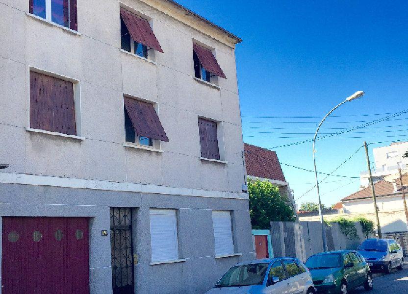 Appartement à vendre 26.56m2 à La Courneuve