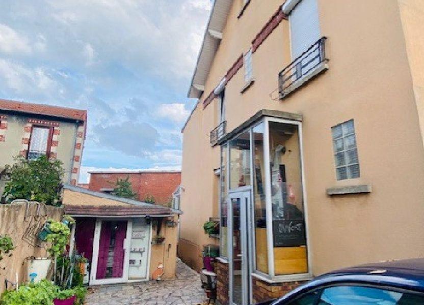 Maison à vendre 100m2 à La Courneuve