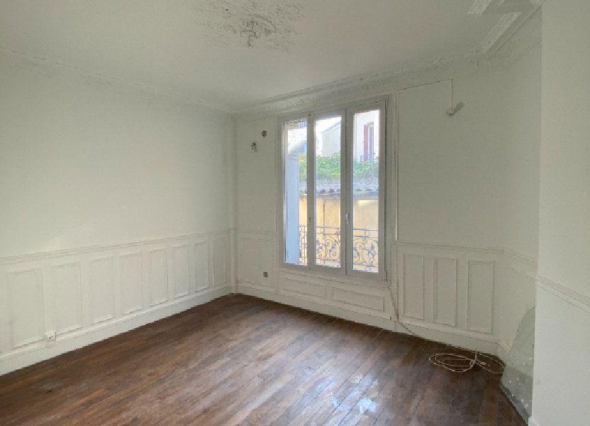 Appartement à louer 28m2 à Saint-Denis