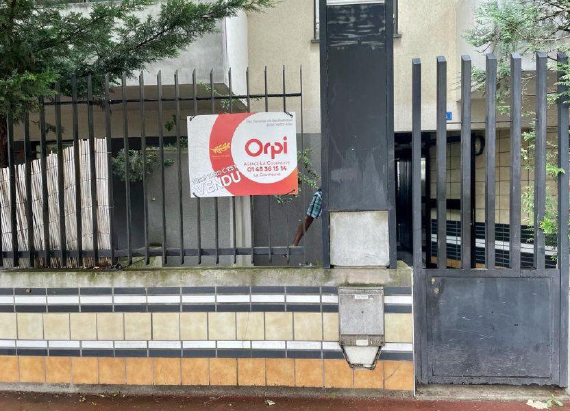 Appartement à vendre 49m2 à La Courneuve