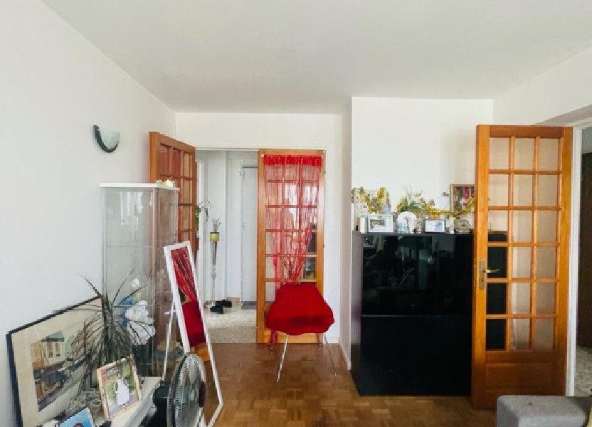 Appartement à vendre 63.35m2 à La Courneuve