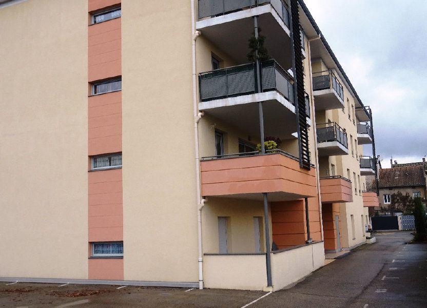 Appartement à louer 66.09m2 à Belleville