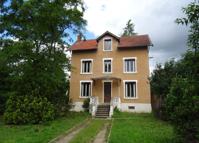 Maison à louer 141.93m2 à Lozanne