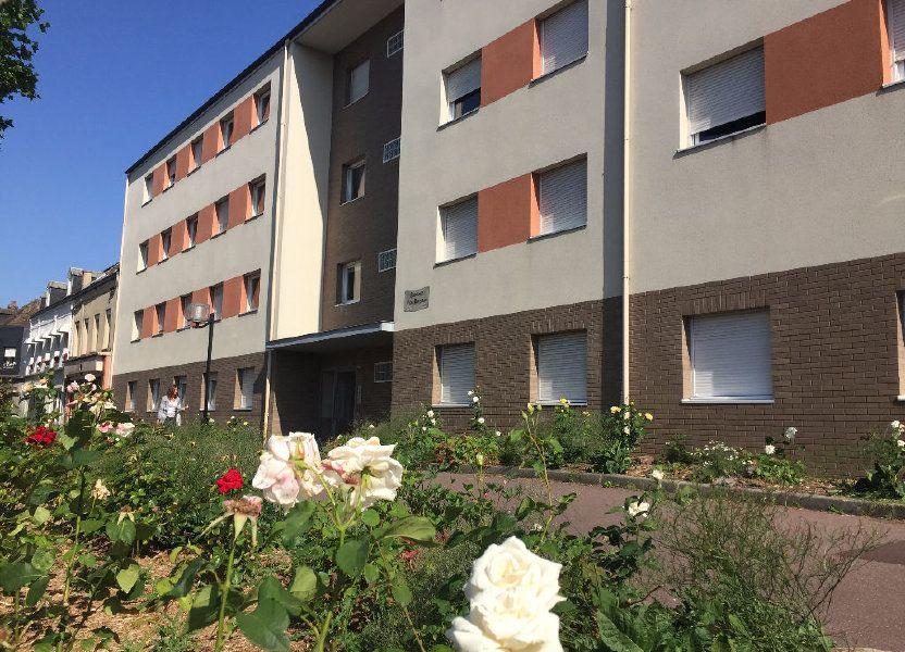Appartement à louer 62.58m2 à Le Petit-Quevilly