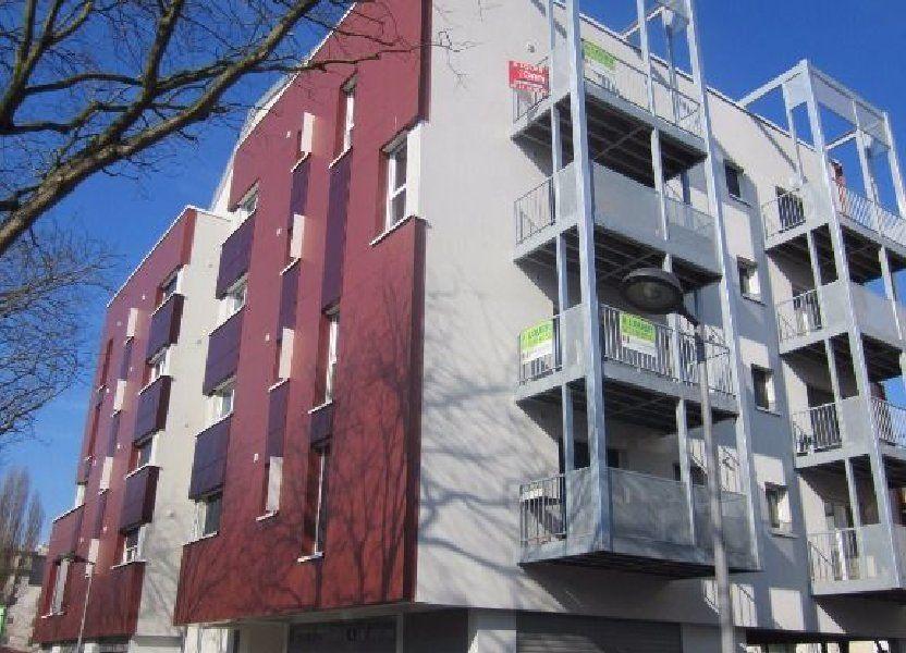 Appartement à louer 59.32m2 à Rouen