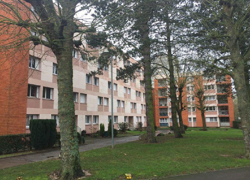 Appartement à vendre 91.27m2 à Rouen