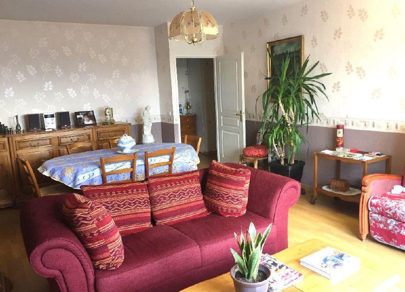 Appartement à vendre 89m2 à Rouen