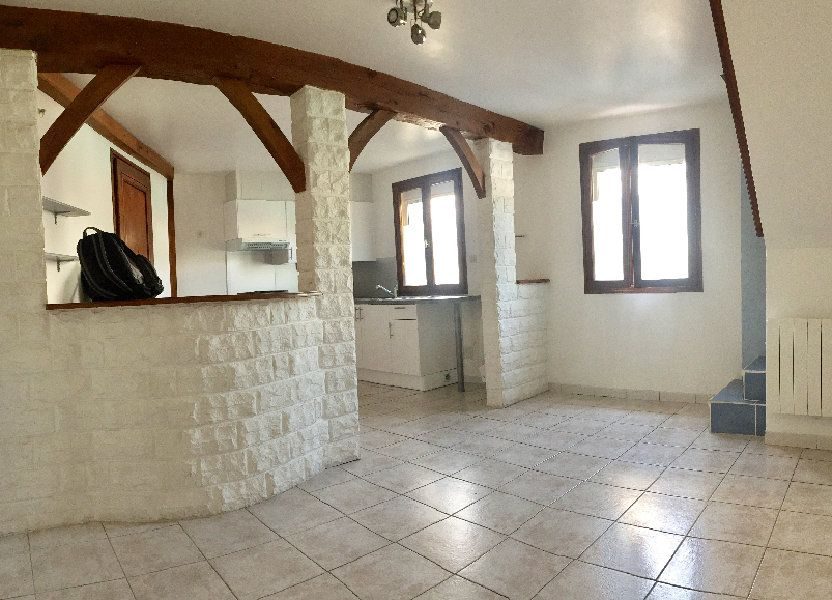 Maison à louer 46.02m2 à Le Petit-Quevilly