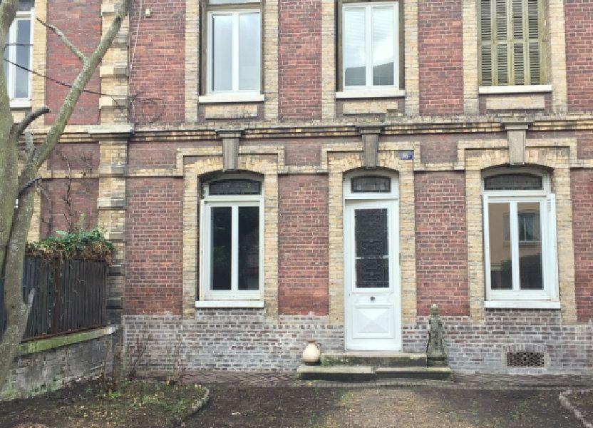 Appartement à louer 49.4m2 à Rouen