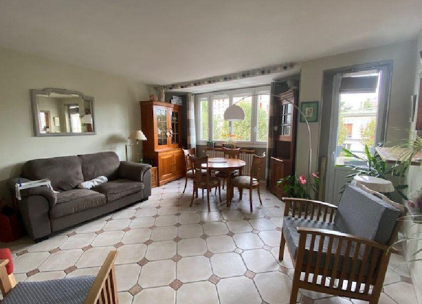 Appartement à vendre 54.09m2 à Rouen