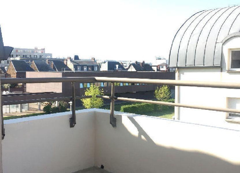 Appartement à vendre 62m2 à Rouen