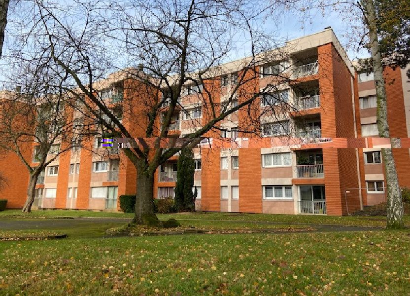 Appartement à vendre 66.95m2 à Rouen