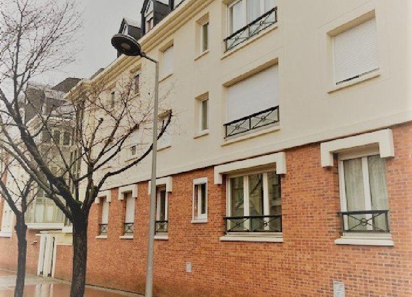 Appartement à louer 43.31m2 à Rouen