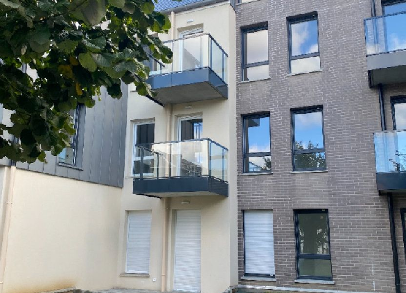 Appartement à louer 40.63m2 à Bihorel