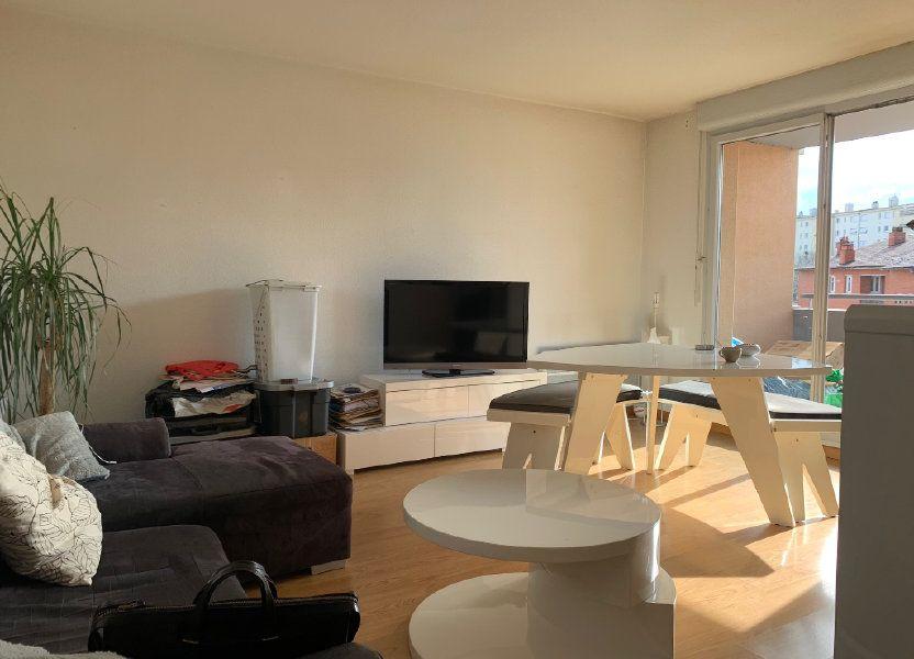 Appartement à vendre 39.75m2 à Toulouse