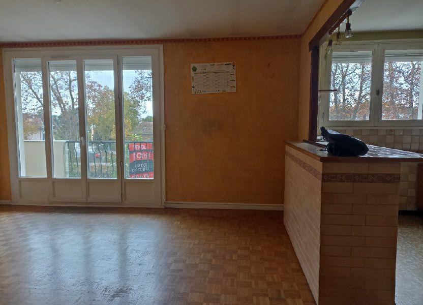 Appartement à vendre 66m2 à Toulouse