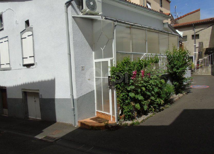 Maison à louer 46.72m2 à Romagnat