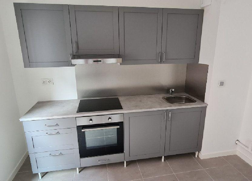 Appartement à louer 59.58m2 à Clermont-Ferrand