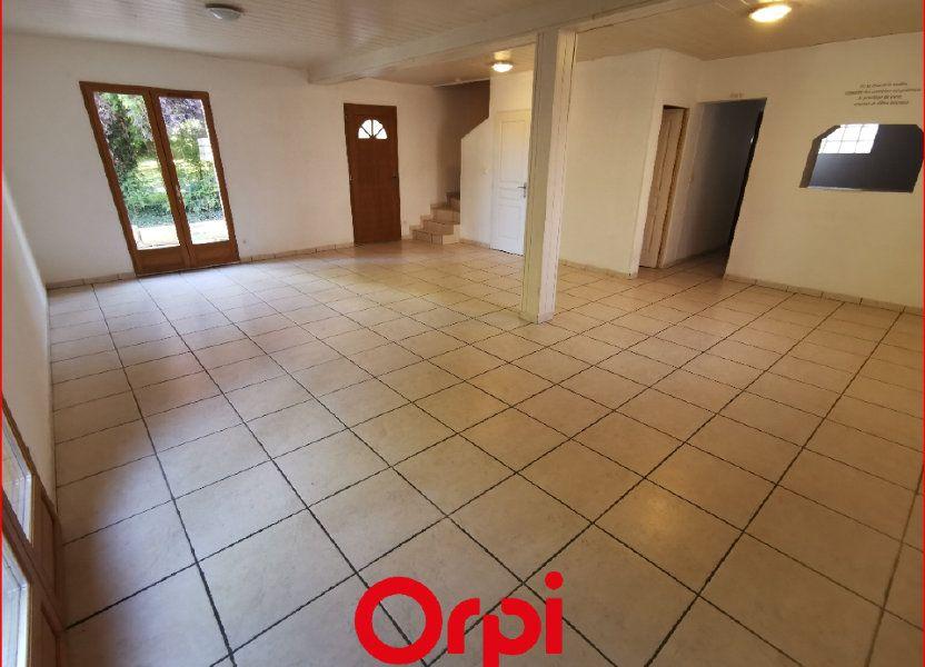 Maison à vendre 102m2 à Châtel-Guyon