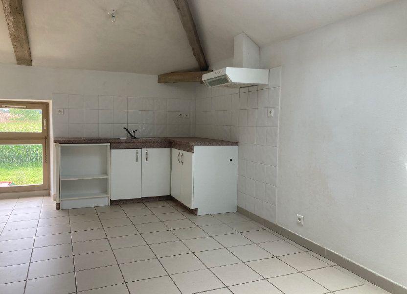 Appartement à louer 38.13m2 à Ozourt