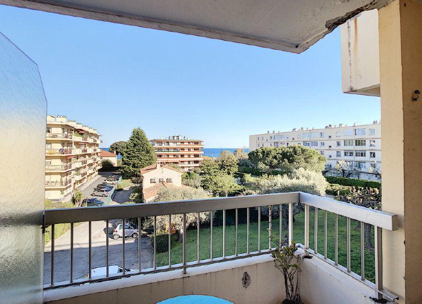 Appartement à louer 46.47m2 à Antibes