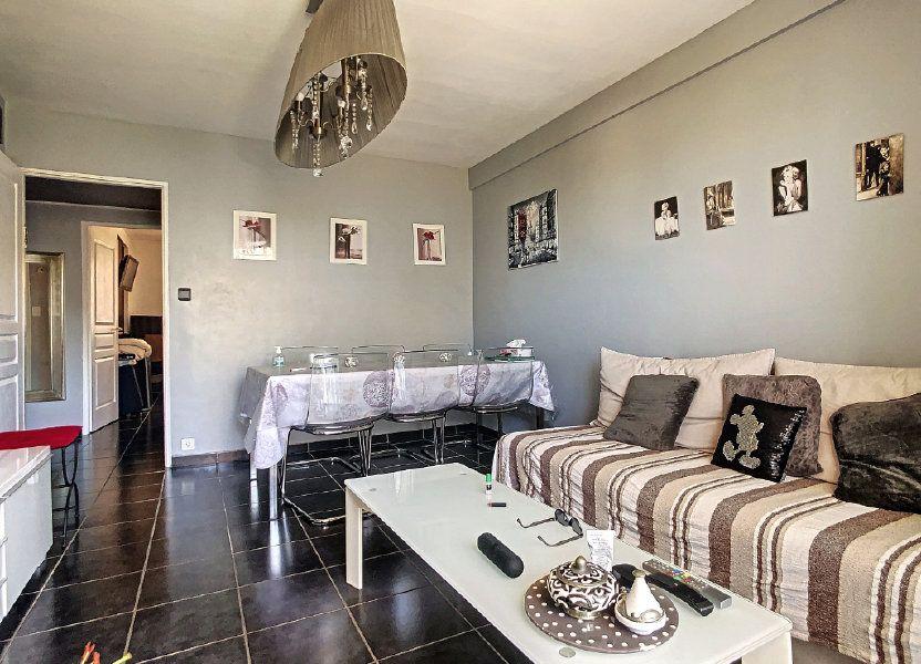 Appartement à vendre 61m2 à Juan-les-Pins - Antibes