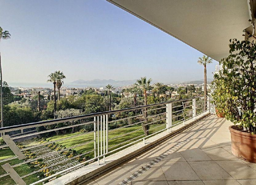 Appartement à louer 108m2 à Cannes