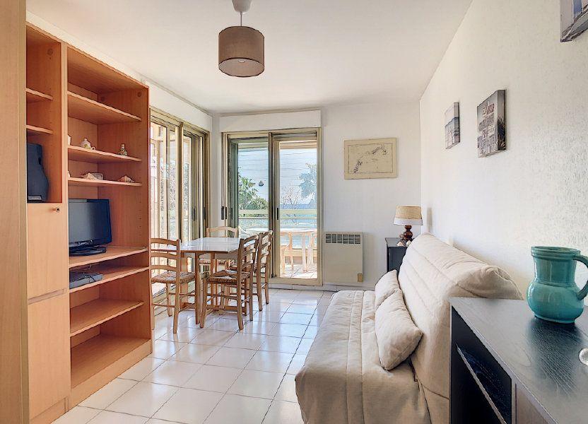 Appartement à vendre 45.23m2 à Antibes