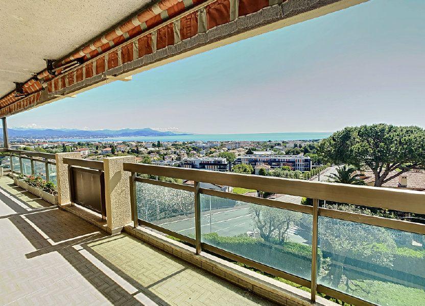 Appartement à vendre 93m2 à Antibes