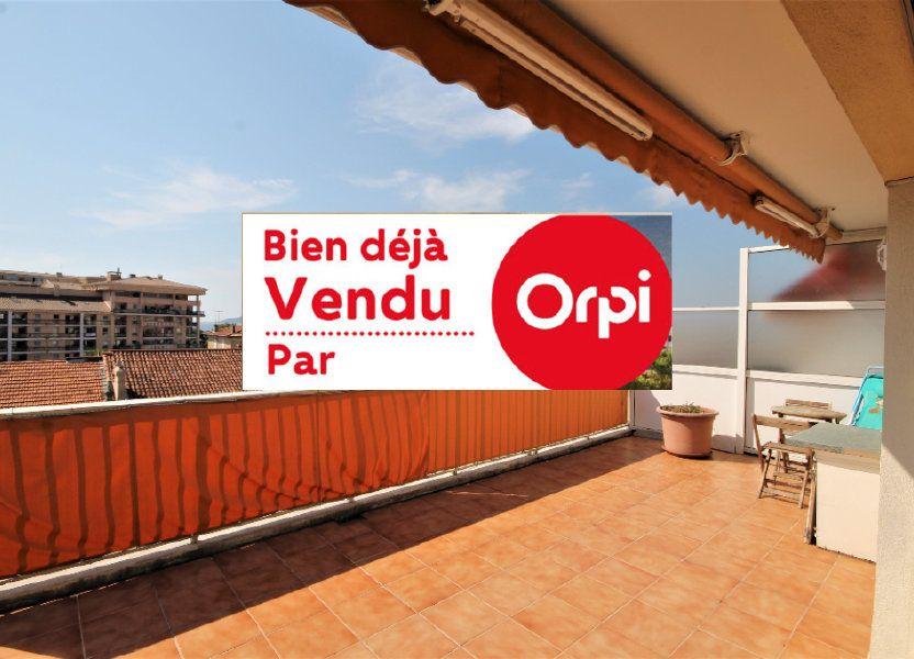 Appartement à vendre 74.13m2 à Cannes