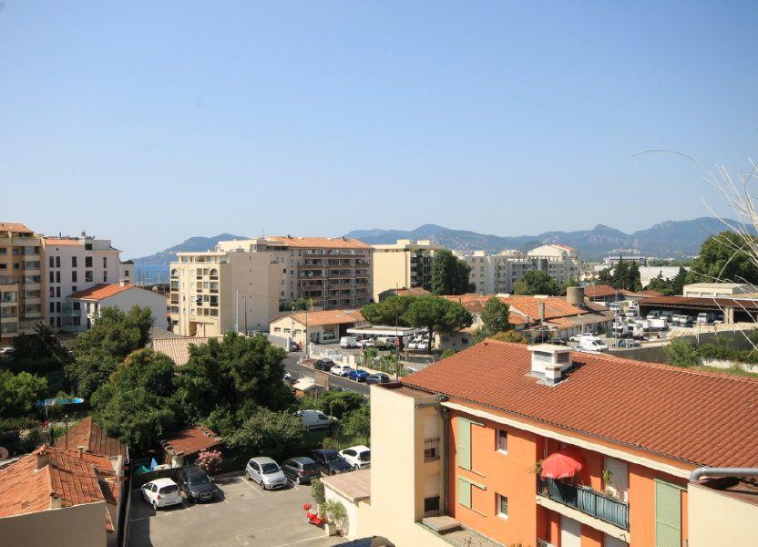 Appartement à vendre 46.58m2 à Cannes