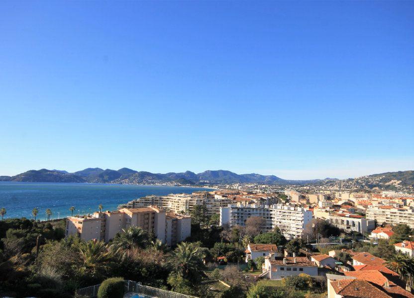 Appartement à vendre 51.48m2 à Cannes
