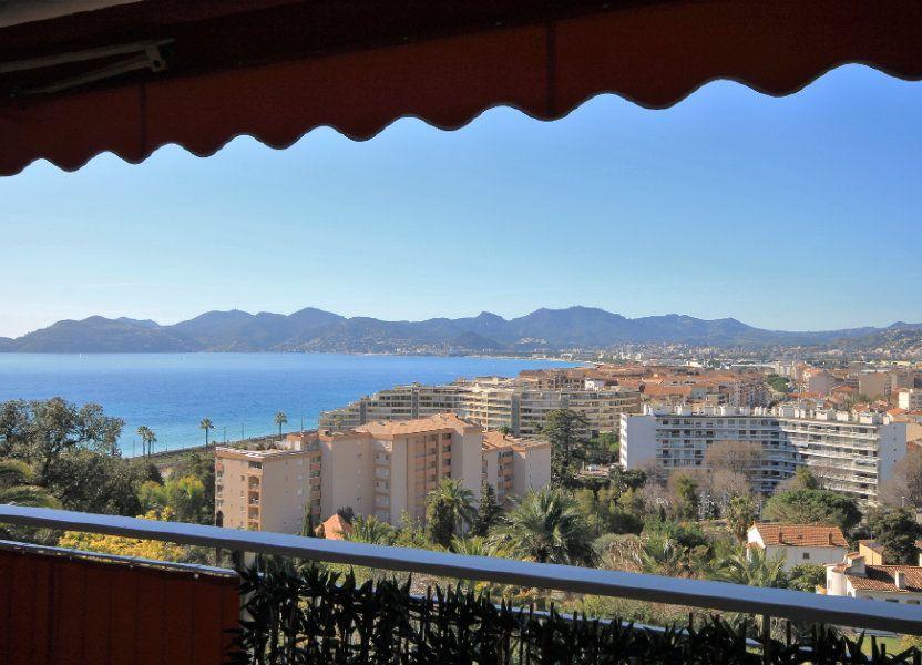 Appartement à vendre 51.61m2 à Cannes