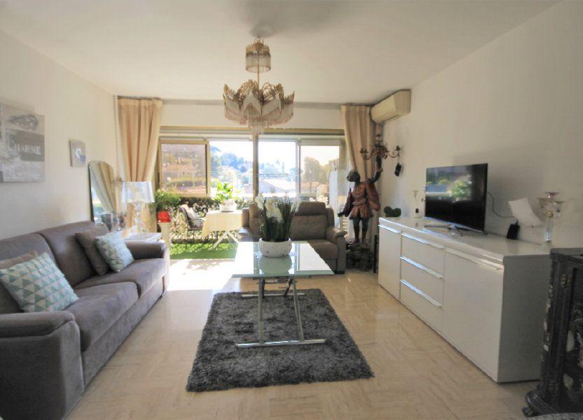 Appartement à vendre 65.76m2 à Cannes