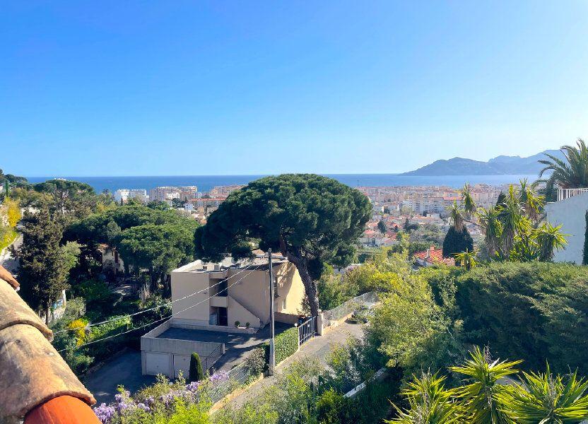 Appartement à vendre 33.59m2 à Cannes