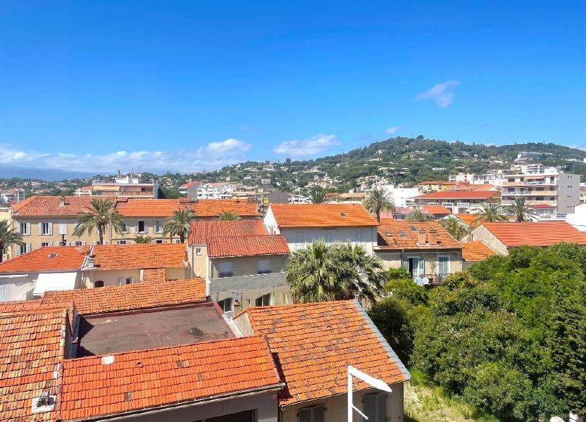 Appartement à vendre 28.04m2 à Cannes