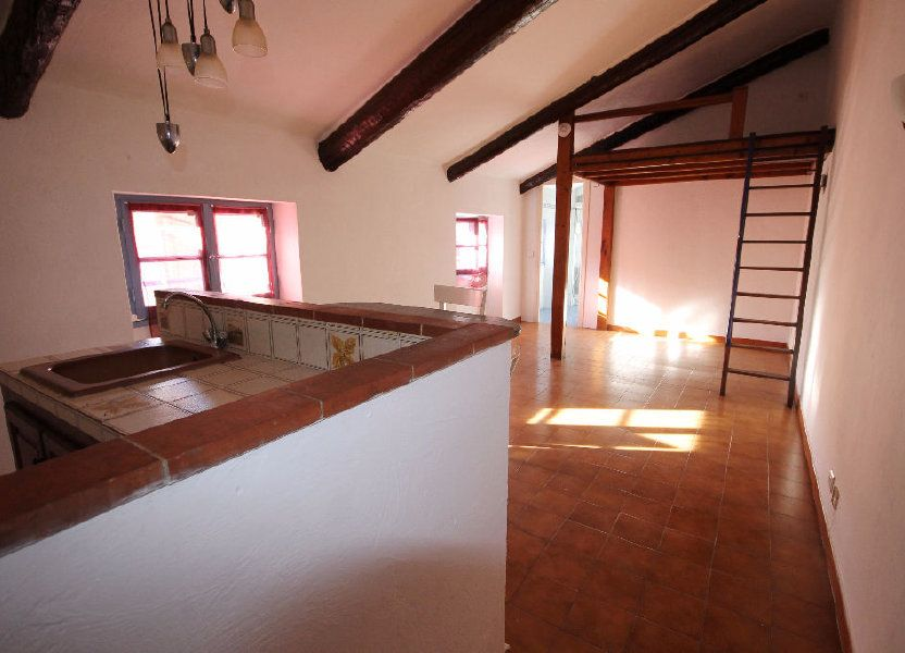 Appartement à louer 29.48m2 à Mandelieu-la-Napoule