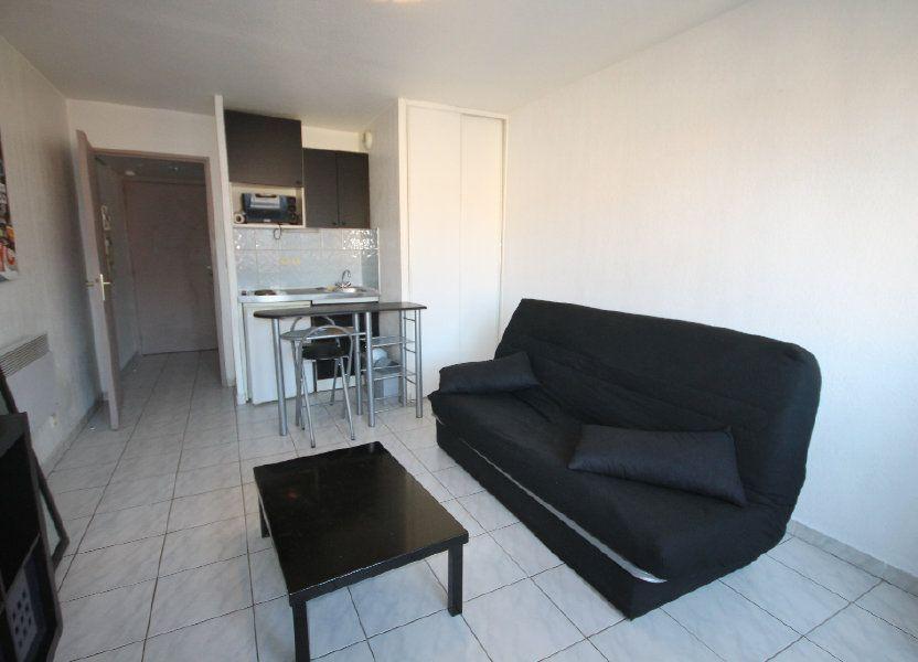 Appartement à louer 21.45m2 à Cannes