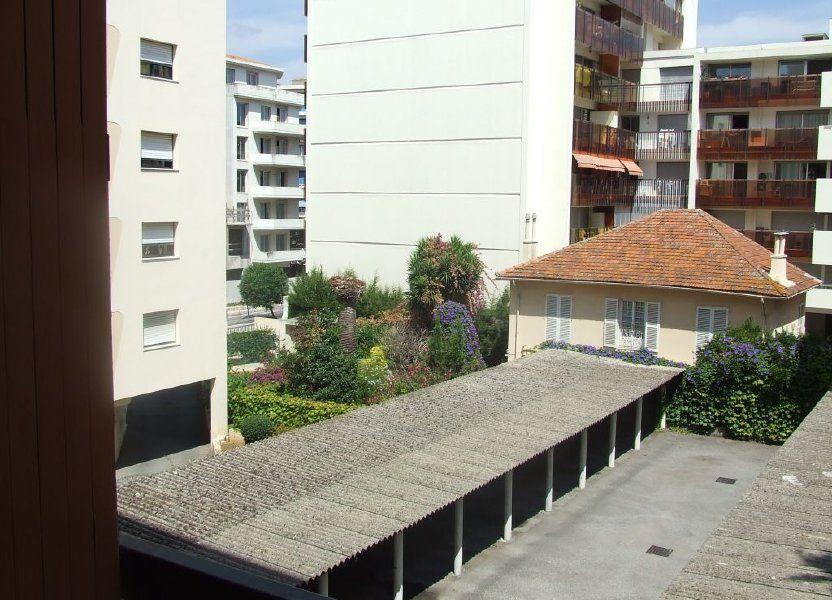 Appartement à louer 59.61m2 à Juan-les-Pins - Antibes