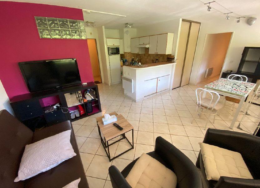 Appartement à louer 36.94m2 à Juan-les-Pins - Antibes