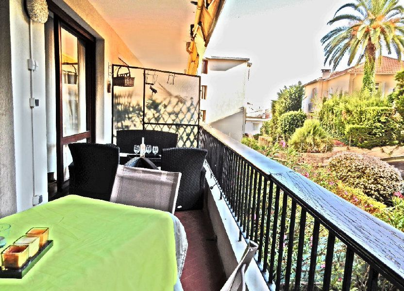Appartement à louer 68.75m2 à Antibes