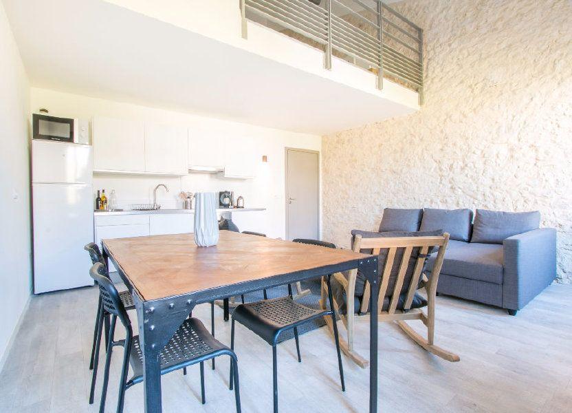 Appartement à louer 49.54m2 à Vallauris