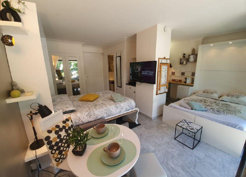 Appartement à louer 26.18m2 à Cannes