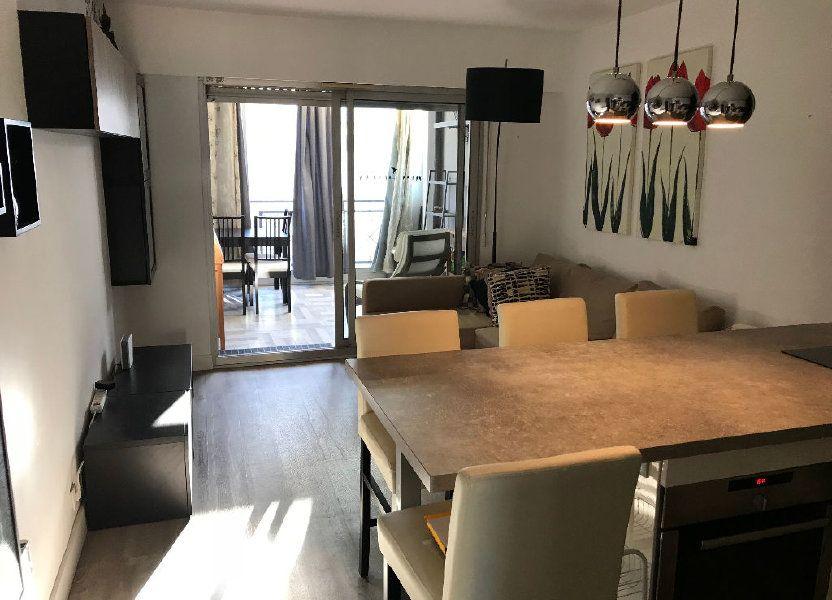 Appartement à louer 36.36m2 à Juan-les-Pins - Antibes